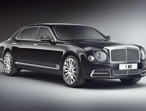 Bentley Mulsanne extended wheelbase Mulliner