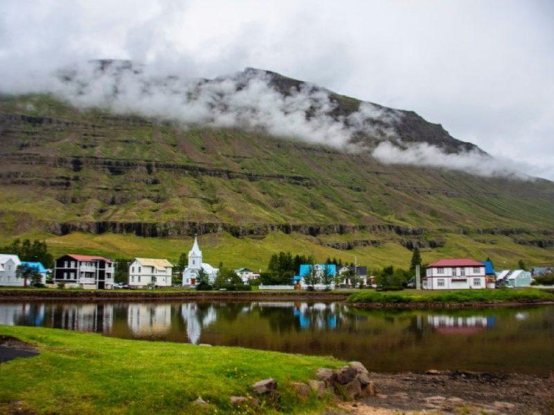 Ισλανδία, η χώρα της φωτιάς και του πάγου