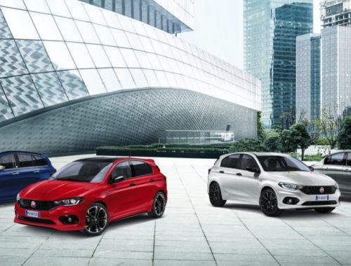 Fiat Tipo new range