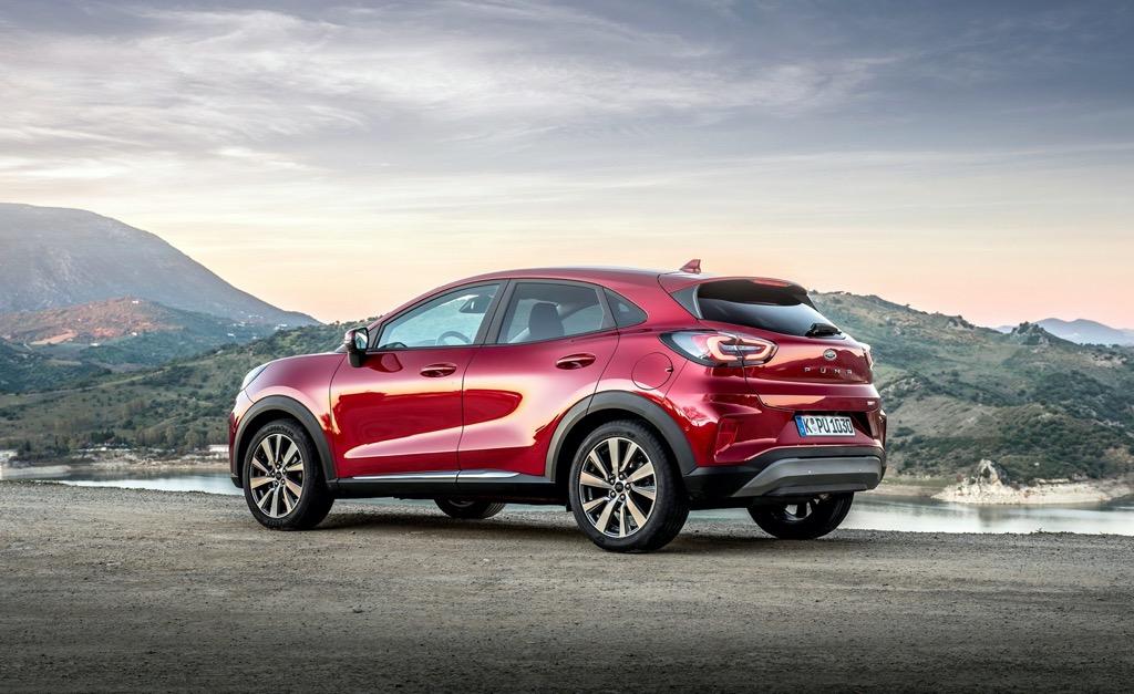 Το νέο Ford Puma ανατρέπει τα δεδομένα
