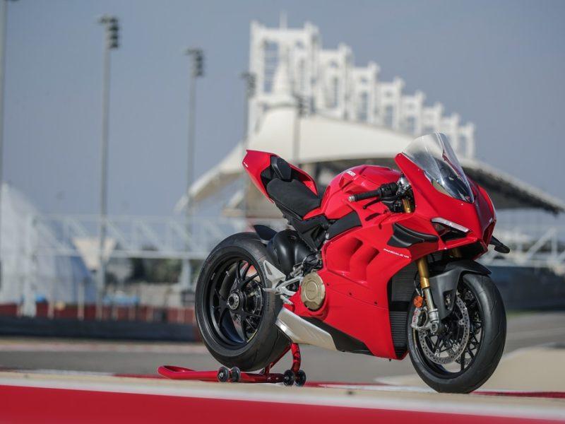 Νέα Ducati Panigale V4 MY 2020