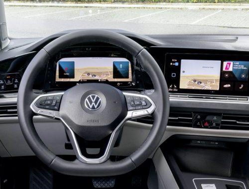 Το νέο Golf με Innovision Cockpit