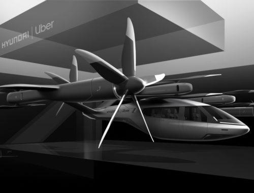 Το πρώτο ιπτάμενο ταξί από τη Hyundai