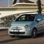 Το Fiat 500 Hybrid στην Ελλάδα
