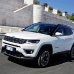 Το Jeep Compass διαθέσιμο από 22.900€