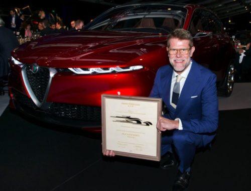 Alfa Romeo Tonale award