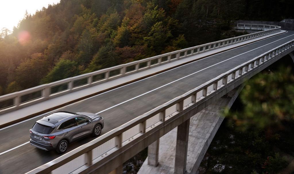 Ford Kuga με καλύτερες τιμές κατανάλωσης