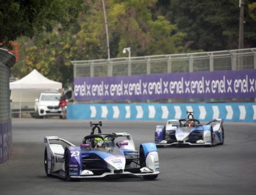 Η BMW i Andretti Motorsport στο Μεξικό