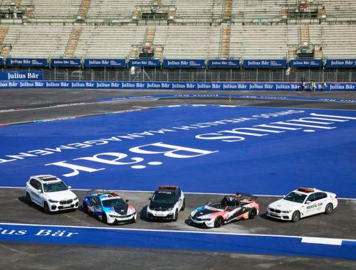 Νέα συνεργασία BMW με Formula E