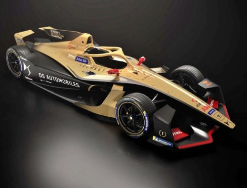 DS Techeetah Gen 2 Evo