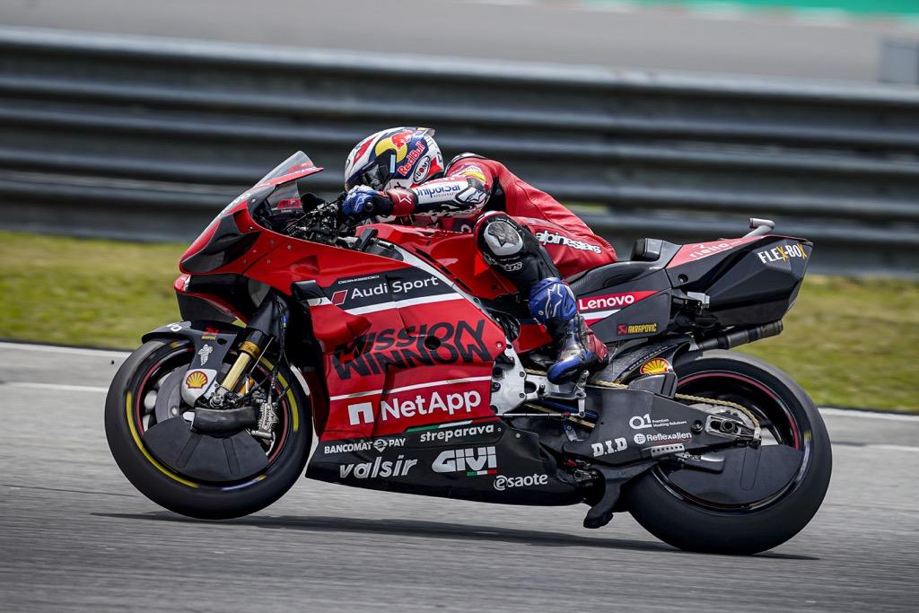 Η Esaote στο πλευρό της Ducati