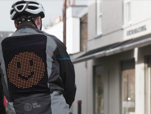 Emoji Jacket από τη Ford