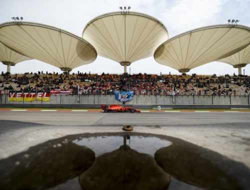 Chinese Grand Prix postponed
