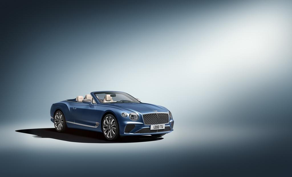 Bentley Contintental GT Mulliner Convertible