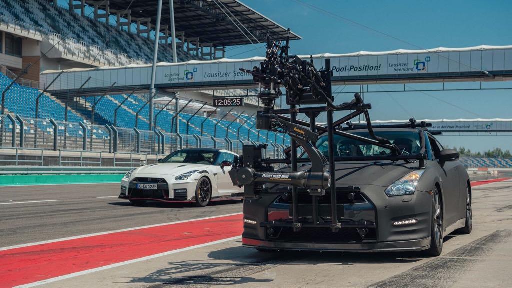 Nissan GT-R NISMO 2020 Test Drive