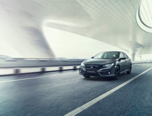 Ανανεωμένο Honda Civic 2020