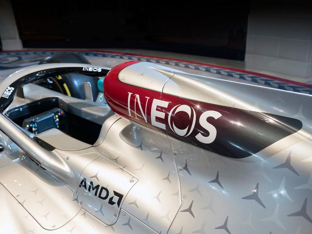 INEOS - Mercedes