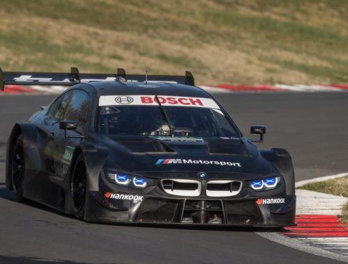 Η BMW M Motorsport προετοιμάζεται για το DTM