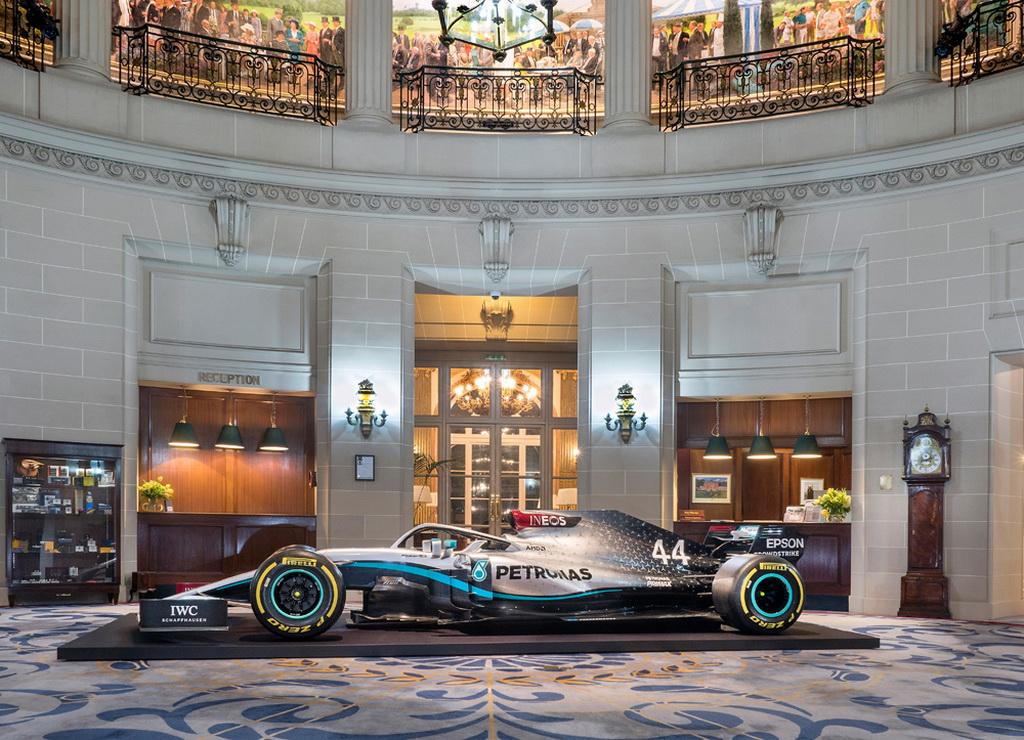Mercedes AMG Petronas - INEOS