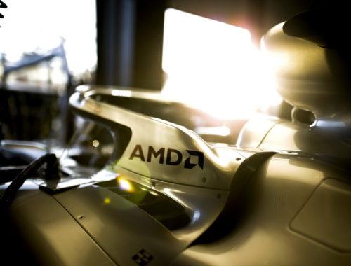 Συμφωνία Mercedes-AMG Petronas με AMD