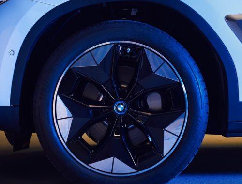 Αεροδυναμικές ζάντες για το BMW iX3