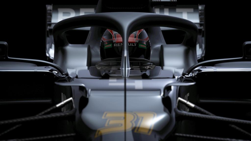 Renault R.S 20 μέσω...teaser