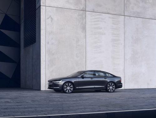 Ανανεωμένες εκδόσεις Volvo S90 και V90