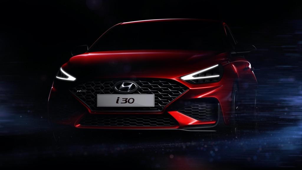 Η Hyundai αποκάλυψε το νέο i30