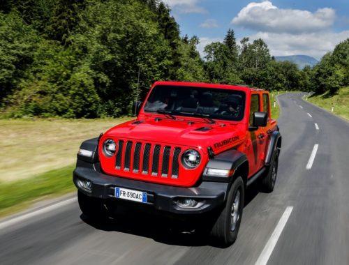 Αυτόνομο σύστημα φρεναρίσματος για τη Jeep