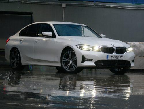 Δοκιμάζουμε τη BMW 320d xDrive Steptronic