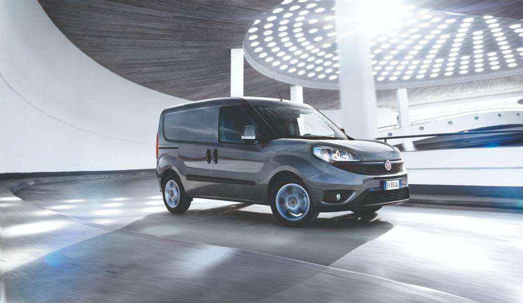 Fiat Professional Doblo Cargo CNG