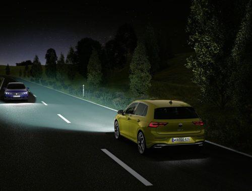 Το νέο Golf εφοδιάζεται με ΙQ.LIGHT