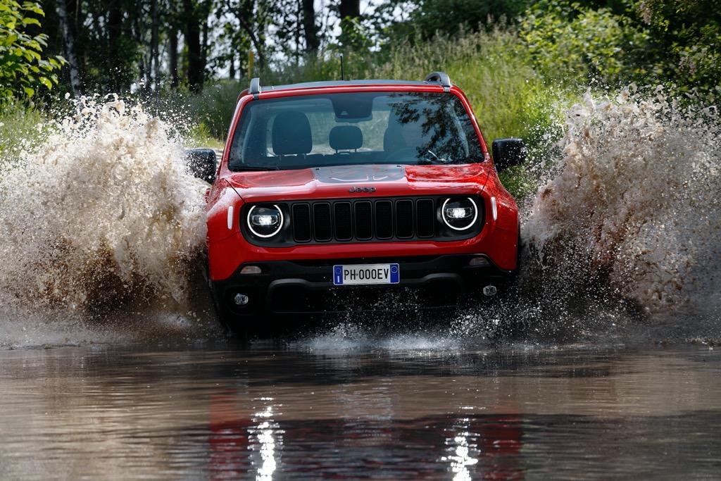 Σύστημα 4xe Hydro της Jeep