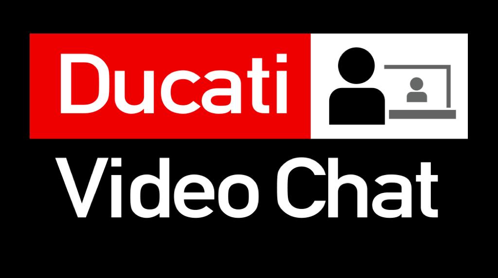 Ducati Video Chat logo
