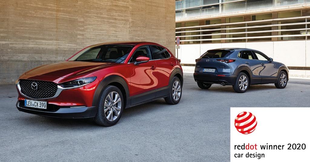 Διπλή διάκριση για τη Mazda