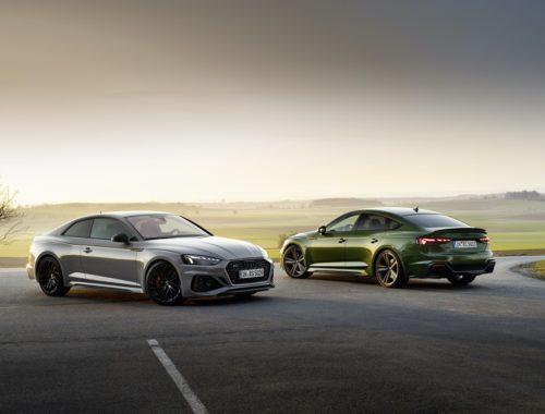 Νέα Audi RS 5