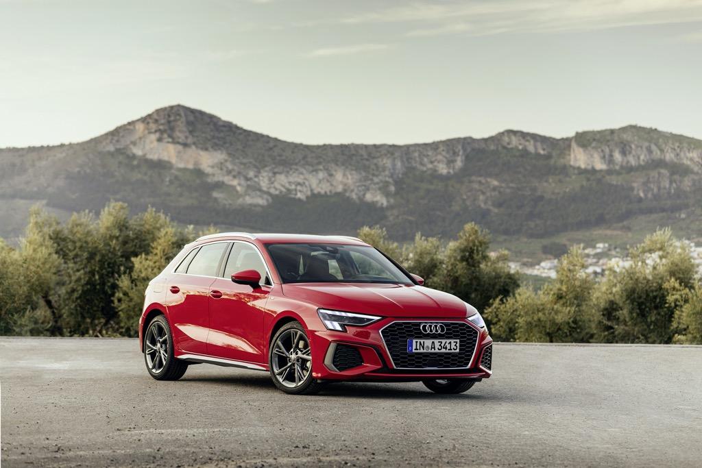 Νέο Audi A3 Sportback