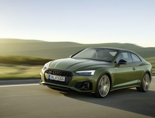 Νέο Audi A5