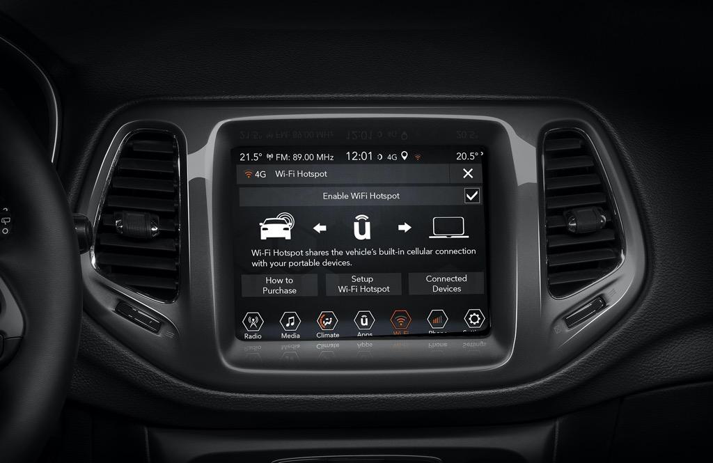 Jeep Compass detail