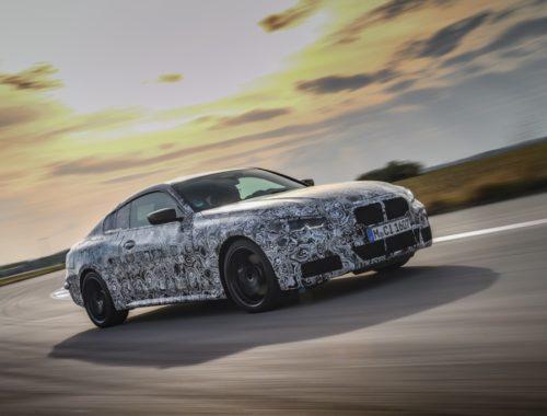 H νέα BMW Σειρά 4 Coupe έρχεται