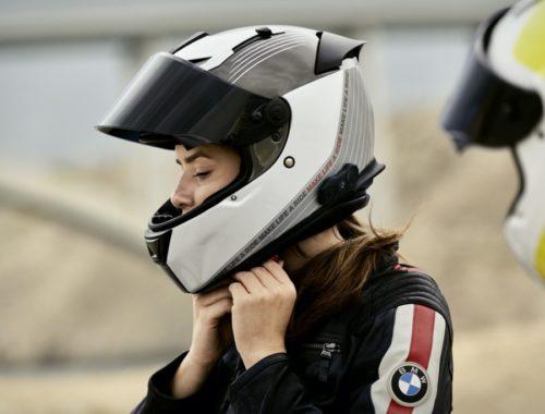 Εγγύηση 5 ετών για όλα τα κράνη της BMW Motorrad