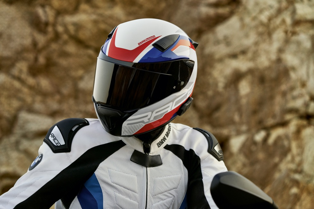 BMW Motorrad helmet warranty