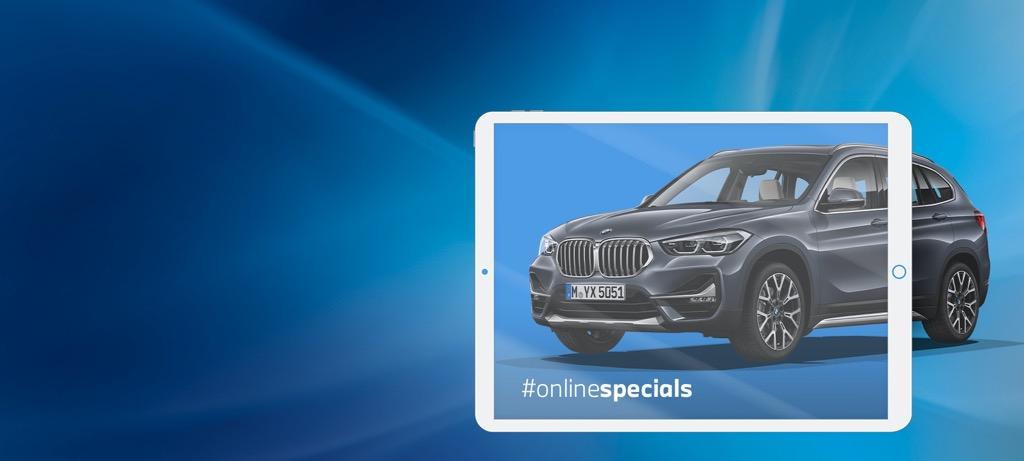BMW Online Sales Locator