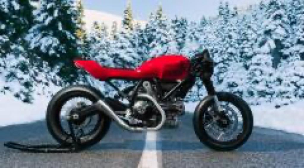 Η Ελλάδα στη 2η θέση του Custom Rumble της Ducati