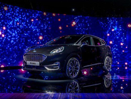 Η Ford επεκτείνει την οικογένεια του νέου Puma