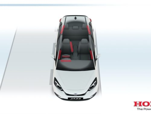 Το νέο Honda Jazz με πλήρες πακέτο ασφαλείας