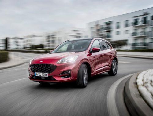Το νέο Ford Kuga ήρθε στην Ελλάδα