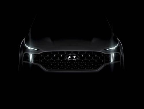 Νέο Hyundai Santa Fe