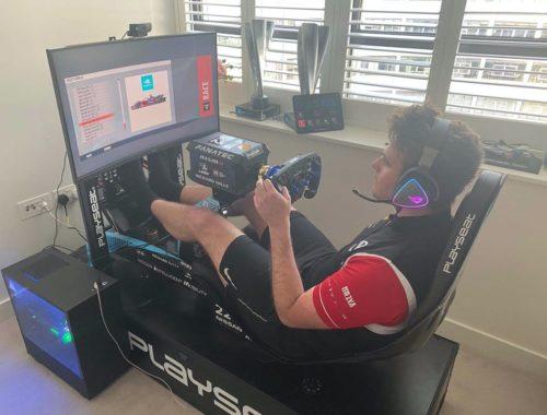 Πρώτη νίκη για τη Nissan e.dams στο esports της Formula E