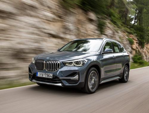 Νέα BMW X1 xDrive25e